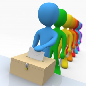Cyber-The-Vote-Polling-Place